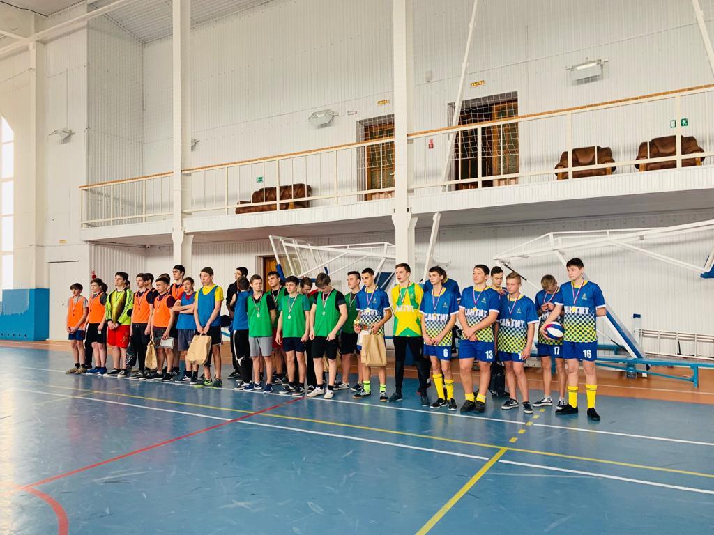 Соревнования по мини футболу 22.02 (1)